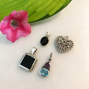 Jewelry - Fun Set of Pendants